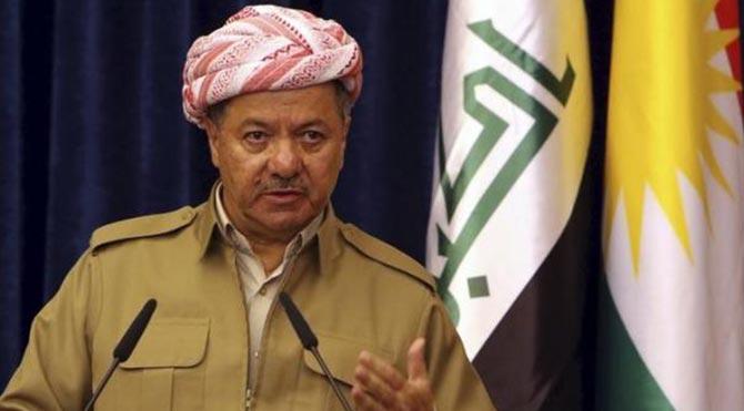 Barzani'den De Kınama Geldi!