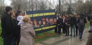 Berkin Elvan Gezi Parkı'nda da Anıldı!