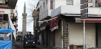 Diyarbakır Sur'da Yasak Kalktı!