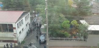 Diyarbakır'da Şiddetli Çatışma!