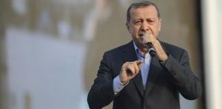 Erdoğan Demek Kavga Demek!