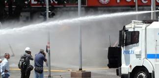 Gezi'de TOMA kullanan Polisten Şok İtiraf: Verilen Talimatları Yerine Getirdik