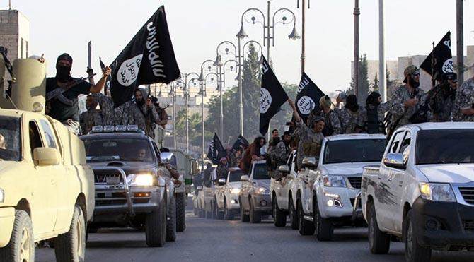 IŞİD Topraklarının Yüzde 22'sini Kaybetti!
