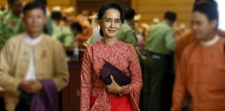 Myanmar'da Demokrasi Kazandı!