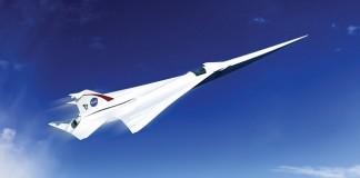 NASA'dan Yeni Süpersonik Uçak!