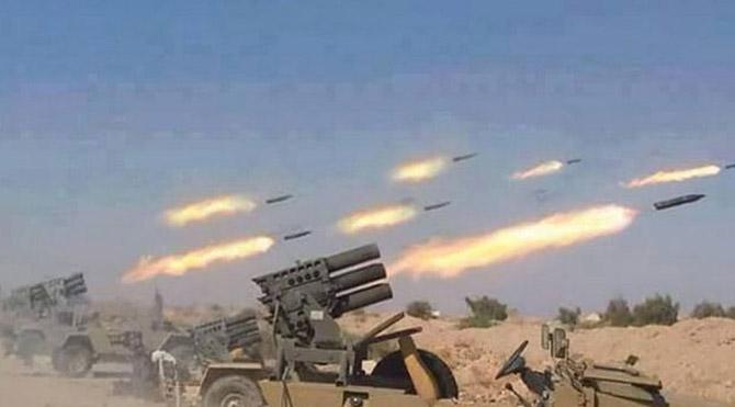 PKK'nın Tehlikeli Silahı Katyuşha!