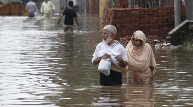 Pakistan Sel Felaketiyle Boğuşuyor!