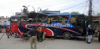 Pakistan'da Bombalı Saldırı!