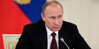Putin'den Başsağlığı!