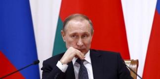 Rus Halkının Putin'e Güveni Azaldı!