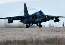 Rus savaş Uçağı Düştü! Pilot Hayatını Kaybetti!