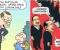 Karikatür paylaşan işçiye 'Cumhurbaşkanı'na hakaret'ten 2 yıl 2 ay hapis cezası