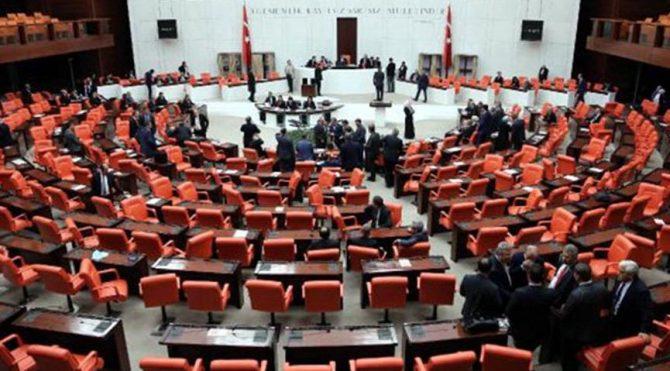 Meclis'te yeni covid-19 tedbirleri!