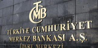 Merkez Bankası faiz kararını açıkladı:Politika faizi 8,25'te sabit tutuldu