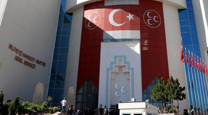 MHP'nin İl başkanları toplantısı 4 Temmuz'a ertelendi