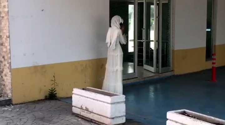 Nikah dairesinden polisi arayıp 'Zorla evlendiriliyorum' ihbarında bulundu