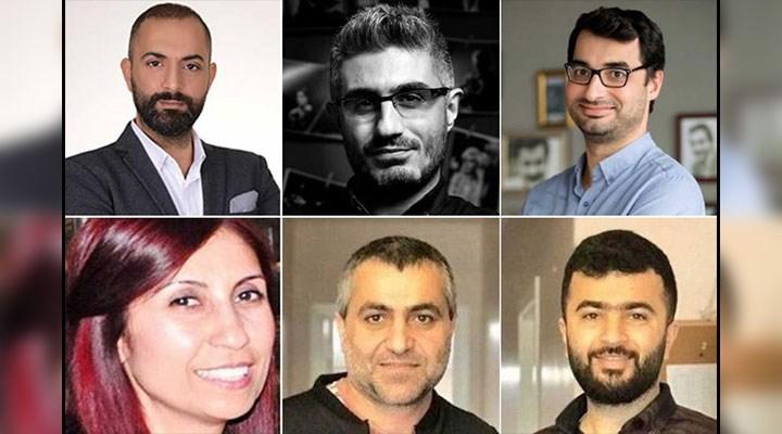 Tutuklu Gazeteciler yarın hâkim karşısında