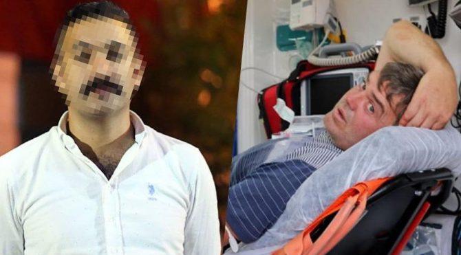 Ülkü Ocakları Başkanı, CHP'li belediye personelini silahla yaraladı