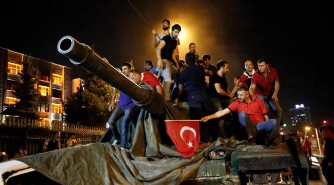 15 Temmuz Demokrasi destanının 4'üncü yılı