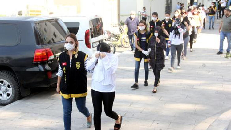 Adana'da çocuklara kurulan iğrenç fuhuş tuzağı