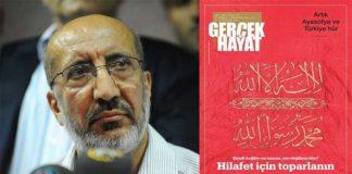 Ankara Barosu'ndan hilafet çağrısı yapan dergi ve Dilipaka suç duyurusu