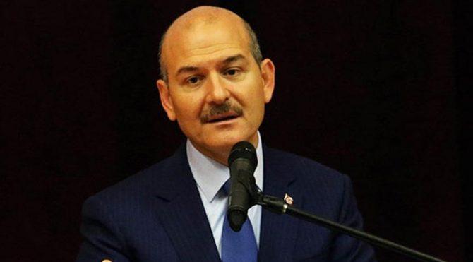 Bakanı Soylu: Kadına şiddete karşı alarm halindeyiz