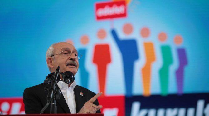 CHP Kurultayı'nda flaş gelişme… Kılıçdaroğlu tek aday