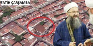 Cübbeli Ahmet'e ait dernek arazisinin imarı değiştirildi
