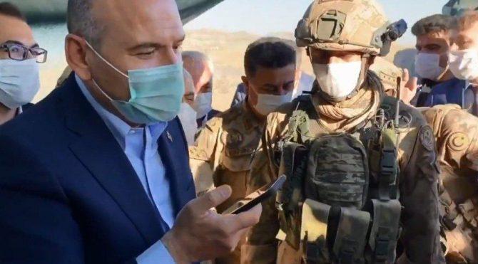 Erdoğan,Cudi Dağı'ndaki askerlerin telefonla bayramını kutladı