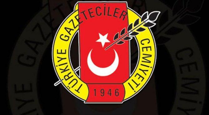 Gazeteciler Cemiyeti Halk TV ve TELE 1'e 5 gün ekran karartma cezası verilmesini kınadı