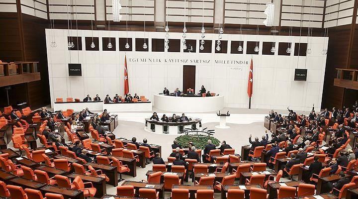 Hukuk davaları yargı paketi Meclis'te kabul edildi