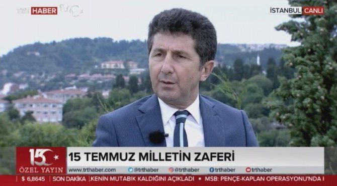 """İlahiyat Fakültesi Dekanı Prof. Köse'den 15 Temmuz açıklaması:""""Bir FETÖ gitti, bin FETÖ geliyor"""""""