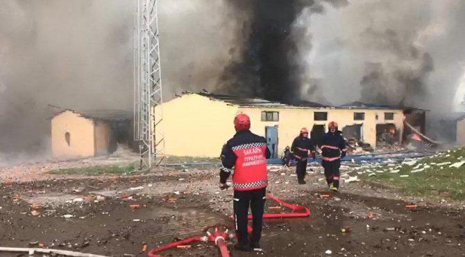 Kızılay Başkanı Kerem Kınık'tan patlama ile ilgili uyarı