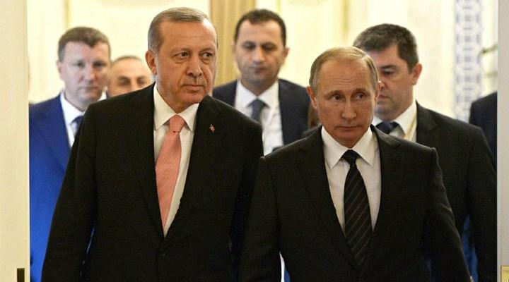 Kremlin: Putin tepkisini iletti, Erdoğan garanti verdi