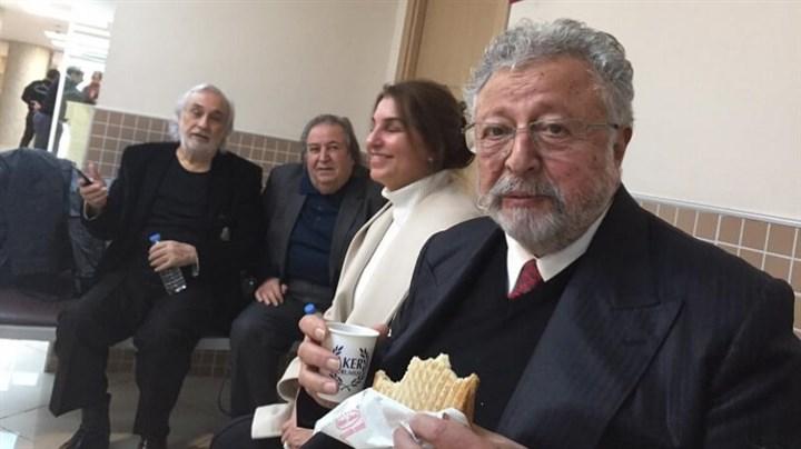 Müjdat Gezen ve Metin Akpınar'a Cumhurbaşkanına hakaret'ten dava açıldı!