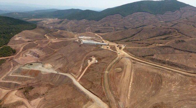 TEMA'nın Kazdağları raporuna göre: Yüzde 79'u madencilik için ruhsatlandırılmış
