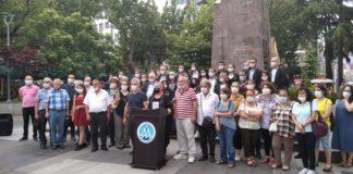 Trabzon Barosundan çoklu baro sistemine karşı eylem