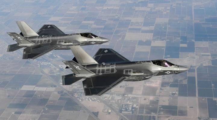 Türkiye, F-35'in resmi internet sitesindeki küresel katılımcılar listesinden silindi.