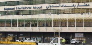 Bağdat Havalimanı'na katyuşa roketli saldırı!