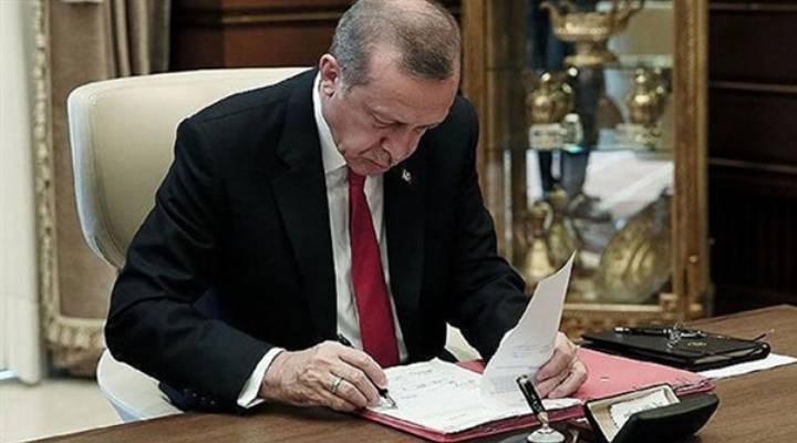 Cumhurbaşkanı Başdanışmanlığı'na Sabri Demir atandı