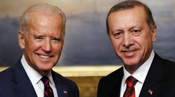 Cumhurbaşkanı Erdoğan'ın Biden'e ilk yanıtı!