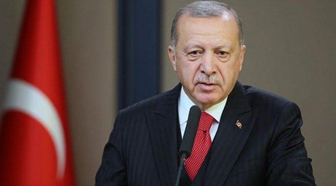 Erdoğan'dan Lübnan'a taziye