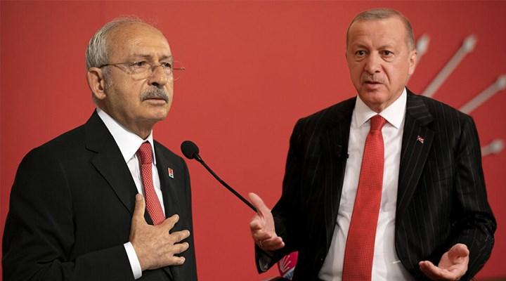 Erdoğan'ın avukatı duyurdu: Kılıçdaroğlu'na 2 milyon liralık tazminat davası açtık