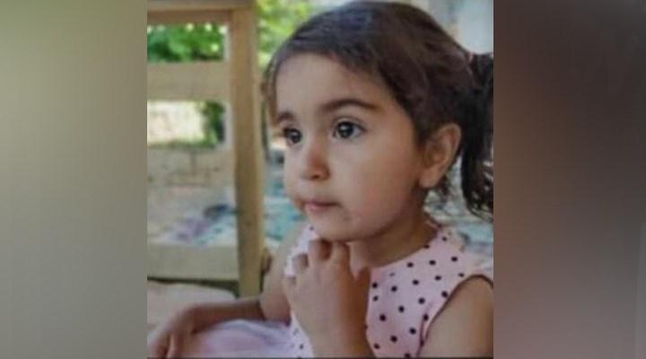 Erzurum'da kaybolan 2,5 yaşındaki küçük Merve'nin cansız bedeni bulundu