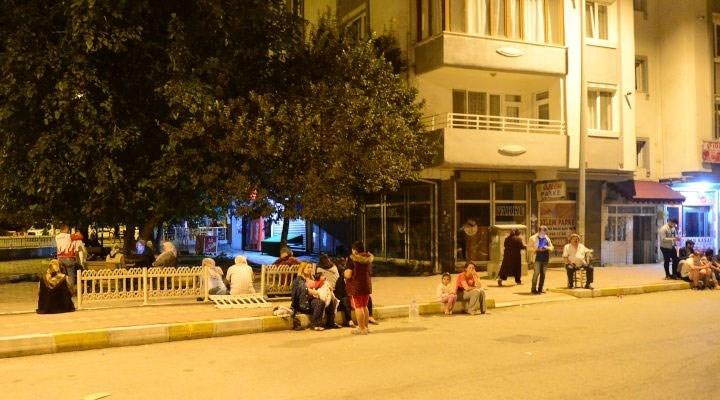 Iğdır'da 4,4 büyüklüğünde deprem meydana geldi