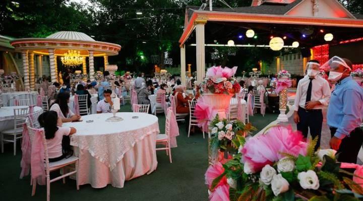 Kastamonu'da düğünler 3 saati geçemeyecek