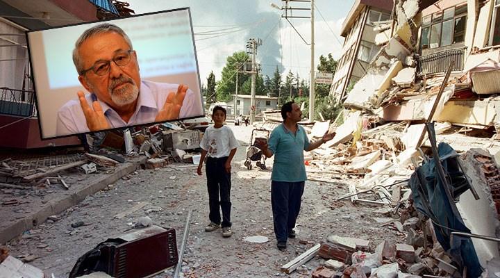 """""""Korkarım ki Marmara depremi, Gölcük Depremi'nden çok daha fazla hasar verecek"""""""