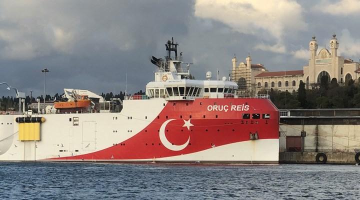 Mısır'dan Türkiye'ye:Doğu Akdeniz'de yapılacak sismik araştırma haklarımızı ihlal eder