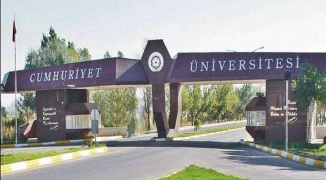 Sivas Cumhuriyet Üniversitesi rektörü hakkındaki iddialara cevap verdi
