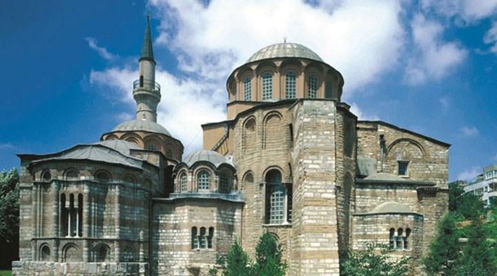 TRT 2, 'Müzelerin Yıldızları' program serisindeki Kariye Müzesi yayını kaldırdı.